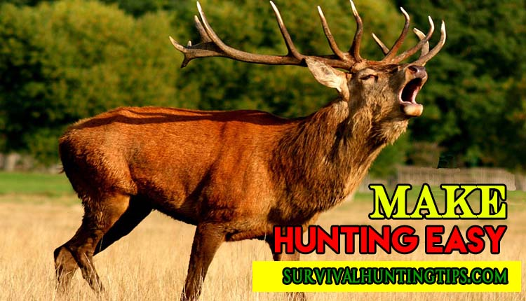 Make-hunting-easy