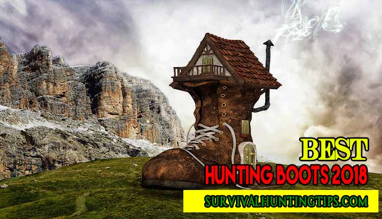 Best Hunting Boots 2018: Things to Consider When Buying