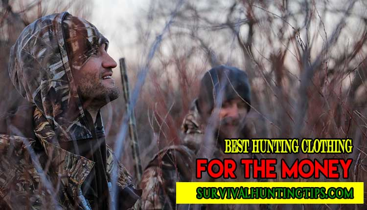 Get The Best Hunting Clothing For The Money You Invest In it