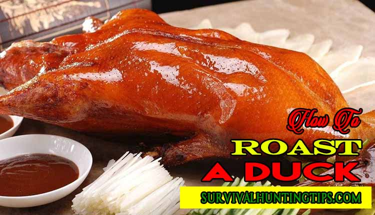 How To Roast A Duck Easily At Home