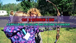 Cost to Restringing a Bow